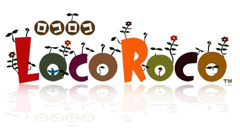 Loco Roco Title