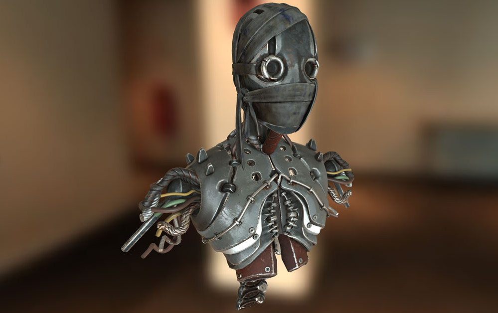 Physical Based Rendering In A Browser From Sketchfab ...