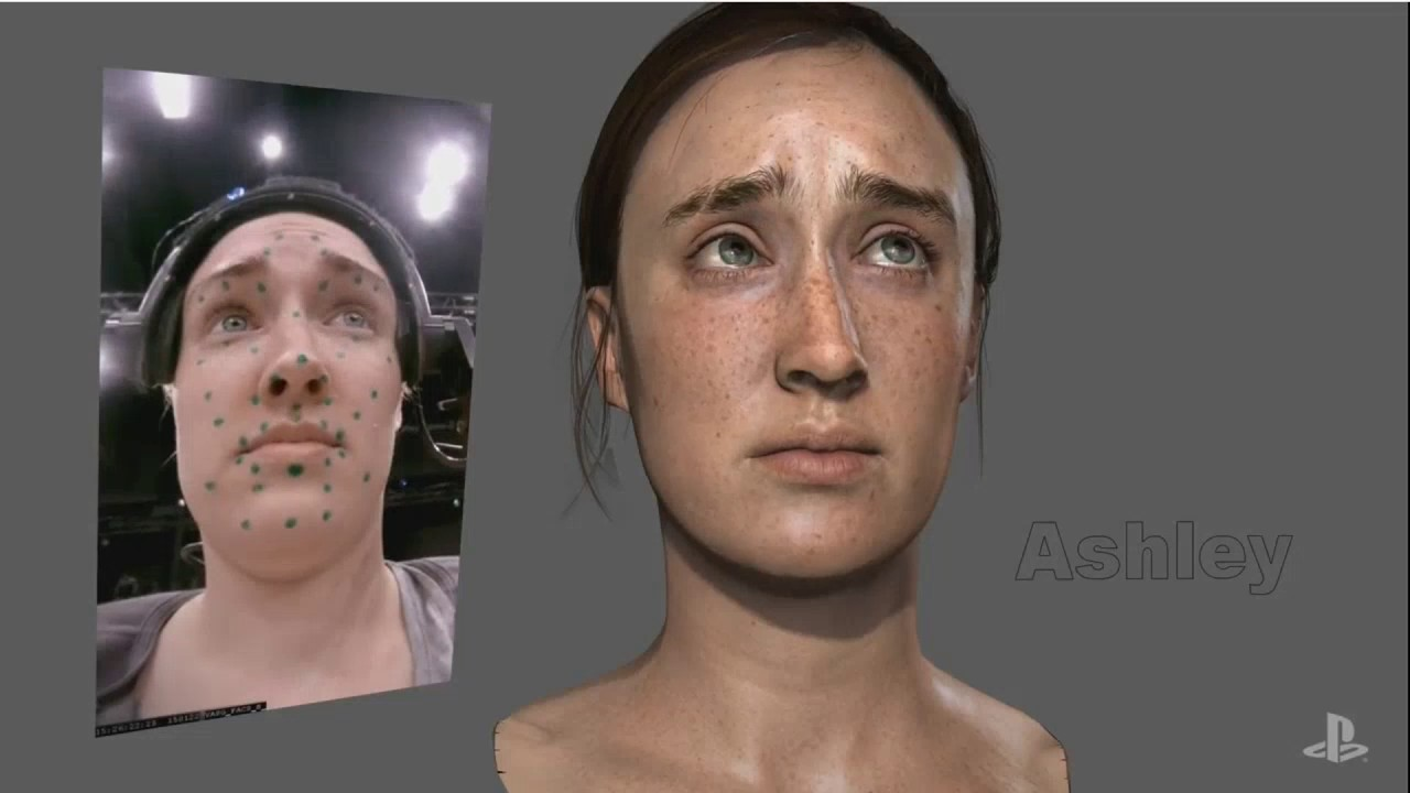 The Last Of Us 2 Facial Motion Capture Technology - Game Anim