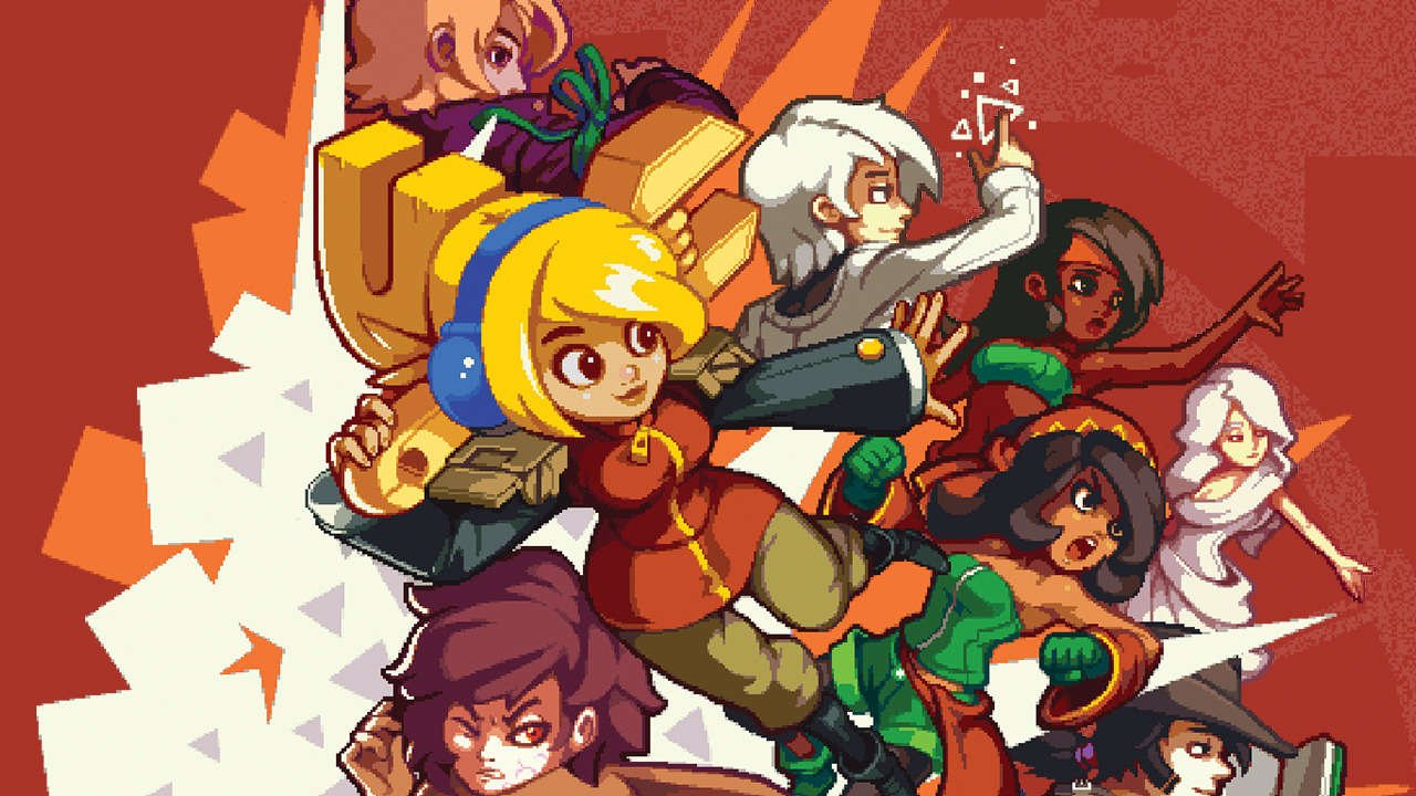Iconoclasts: Animation And Game Design Details - Game Anim